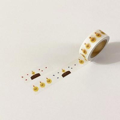unbirthday masking tape