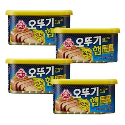 [오뚜기] 오뚜기햄 (200g) x 4