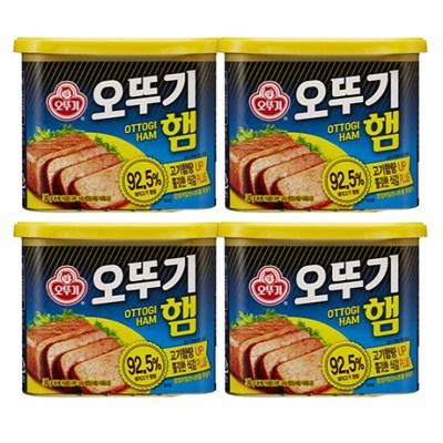 [오뚜기] 오뚜기햄 (340g) x 4