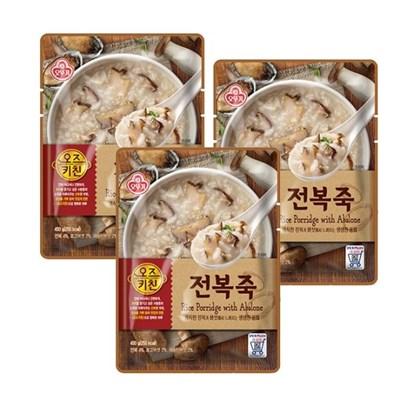 [오뚜기] 오즈키친 전복죽 (450g) x 3