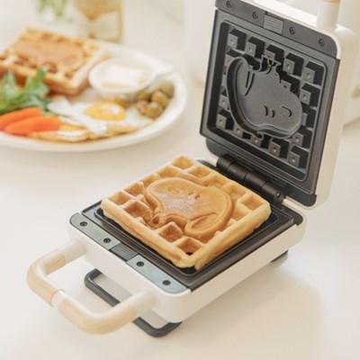 [2차입고][추석선물] 스누피 샌드위치/와플메이커