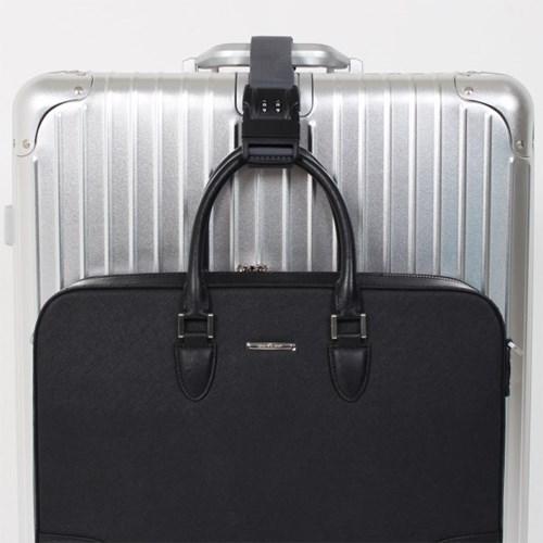 [TCUBE] 소매치기방지 여행가방 안전보조벨트 - 2다이얼