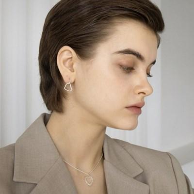 breeze love earring