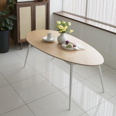 레이어스 에그 다이닝 테이블 (4인용 1800x900)