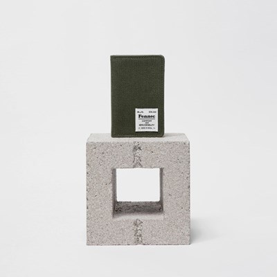 FENNEC C&S CARD CASE - KHAKI