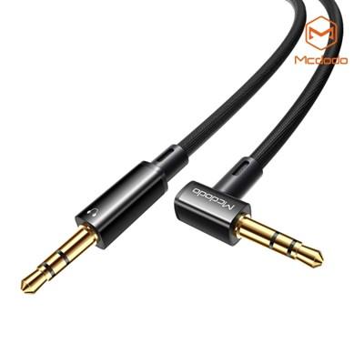 Mcdodo 3.5mm 90도 AUX 오디오 케이블