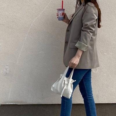 미니 블랑스트링백 (2colors)