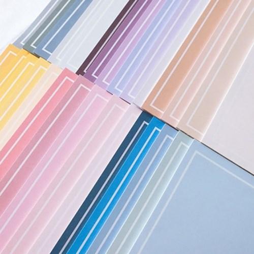 띠딴 페인트 떡메모지 - All colors