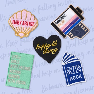 BABY ARTIST PATCH SET