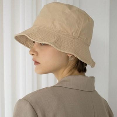 eou poly bucket hat(beige)