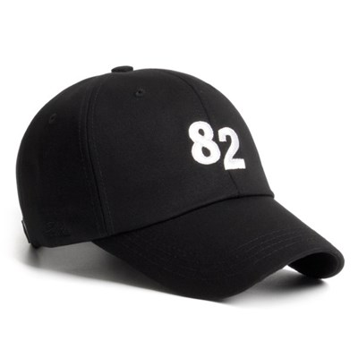 20 NUMBER 82 CAP_BLACK
