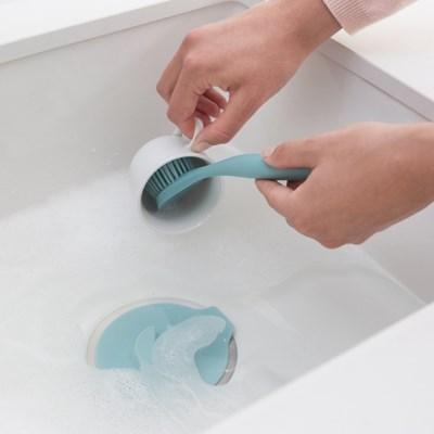 [브라반티아] 설거지 브러쉬 - 민트