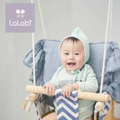 라라비 그네끈 단품 스탠드 문틀설치 가능 아기 유아 키즈 실내 그네