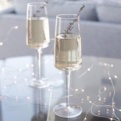 Bormioli Planeo Champagne(샴페인잔) 240ml (2P 4P)