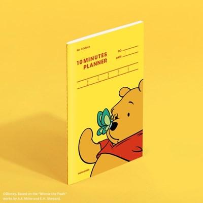 디즈니 텐미닛 플래너 31DAYS - 푸