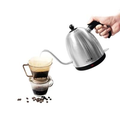 [빈크루즈] 전기 커피 드립 포트 BCK-1600 스테인레스
