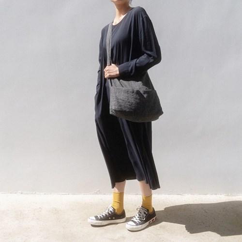 Natural 3-Way Bag (BLACK)