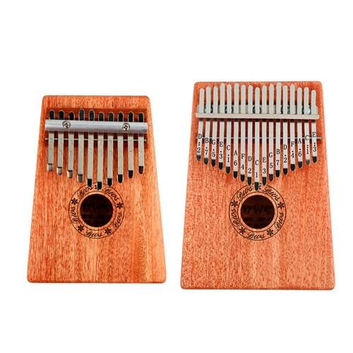 입문용 초보용 체명악기 칼림바 엄지 손가락피아노