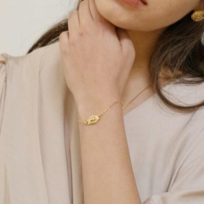 Vintage Pendant Bracelet