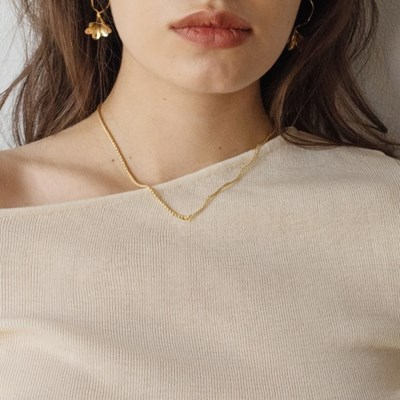 Half Chain Necklace