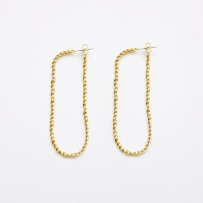 Rong Rope Earring