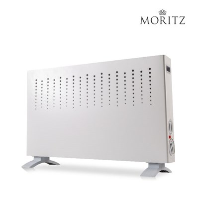 모리츠 북유럽풍 벽걸이겸용 컨벡터히터 MO-CV2000SWH