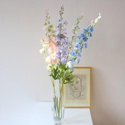 델피늄 인테리어 조화꽃장식(4color)