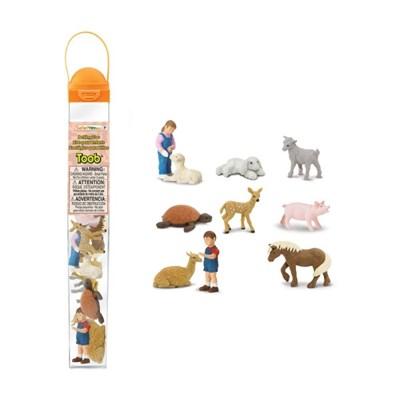 [사파리엘티디] 683704 아이와동물-튜브 동물피규어_(1573247)