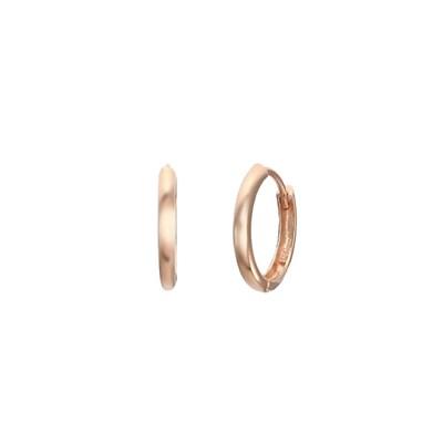 [로이드] 심플 베이직 14K Gold 링귀걸이