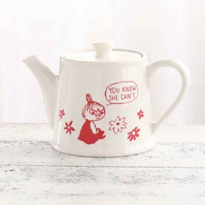 Moomin×Afternoon Tea/ 포트