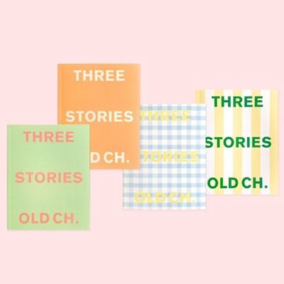 THREE STORIES PLANNER