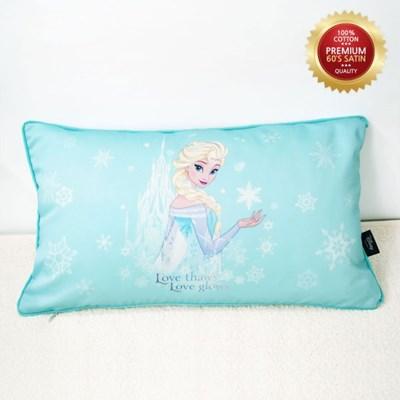 [단품-베개커버] 디즈니 겨울왕국 여름낮잠이불 -눈의 여왕 엘사