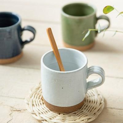 믹스 커피잔 250ml(색상선택)