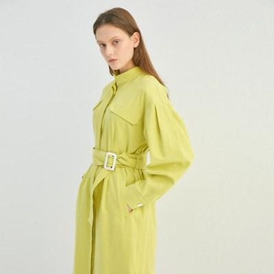 MAGNOLIA LINEN DRESS (2COLORS)