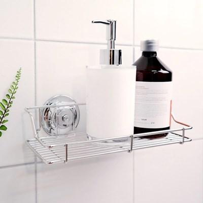스파이더락 스테인리스 욕실수납선반 욕실바구니