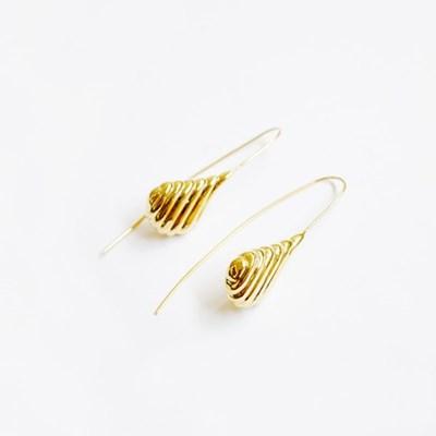 Vintage Waterdrop Earring