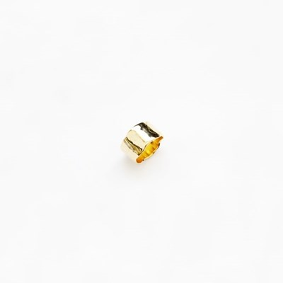 Large Wave Ring  (Gold)