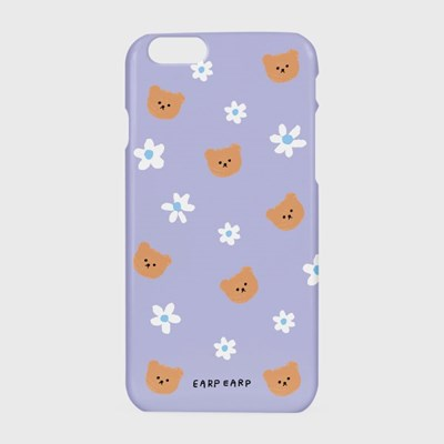 Dot flower bear-purple(하드/터프/슬라이드)_(1519317)