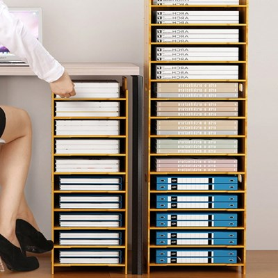 PH A4 층층 5단 서류정리함 문서수납함