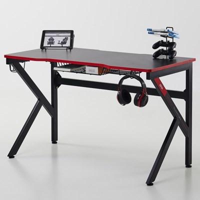 에이픽스 1인용 컴퓨터 게이밍 책상 GD001 1200600