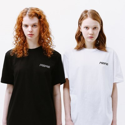 [SET] RONRON LOGO T-SHIRT