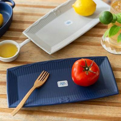 조이엘로 캐럿 생선 접시(색상선택)