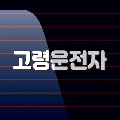캐찹 자동차스티커 텍스트 고령운전자_06