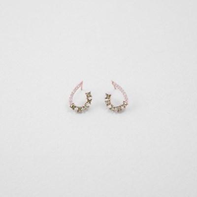 [쥬디앤폴] 떼르 이브닝 페리도트 물방울 귀걸이 E51433