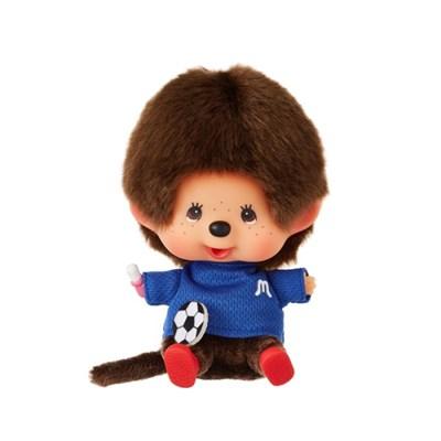 Let's Sports Monchhichi Soccer Boy Big Head S