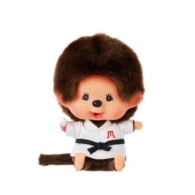 Let's Sports Monchhichi Judo Boy Big Head S
