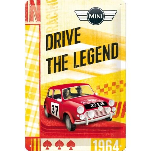 노스텔직아트[22245]Mini - Drive The Legend
