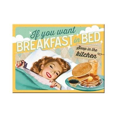 노스텔직아트[14339]Breakfast in Bed
