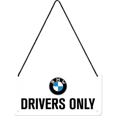 노스텔직아트[28034]BMW - Drivers Only
