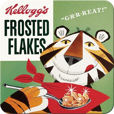 노스텔직아트[46116] Kelloggs Frosted Flakes Tony Tiger
